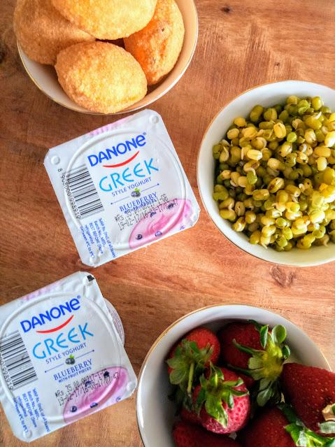 Danone Yogurt