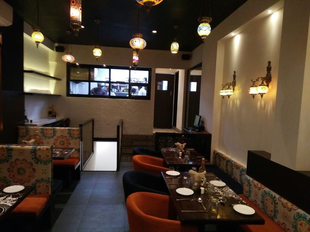 top restaurants in bandra