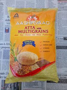 Aashirvaad Multigrain atta