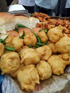 Vada Pav at Igatpuri