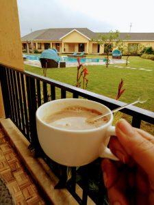 Tea Time at Manas Resort