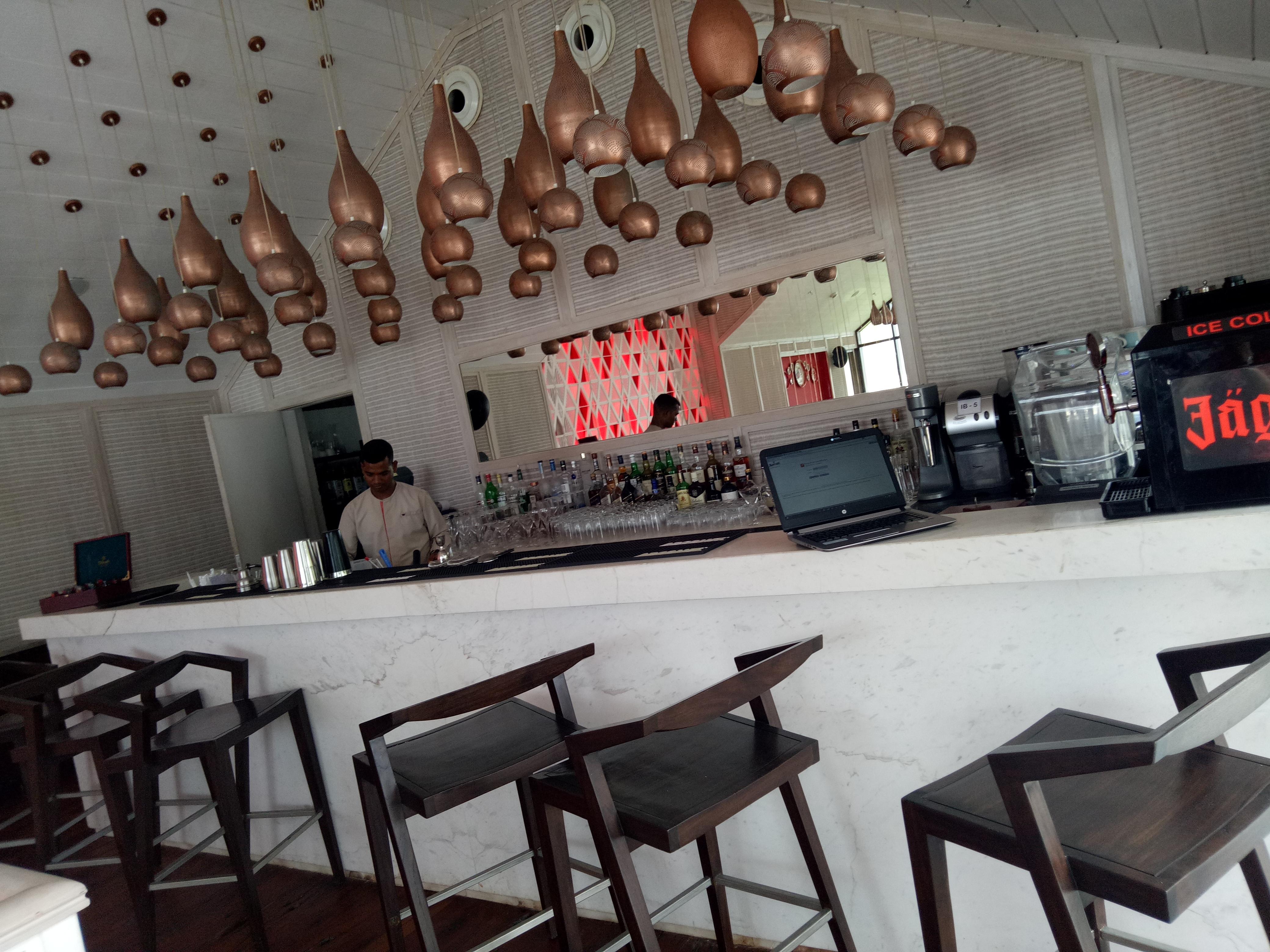 W hotel Goa