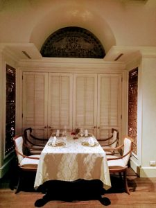 Dining at Imperial China