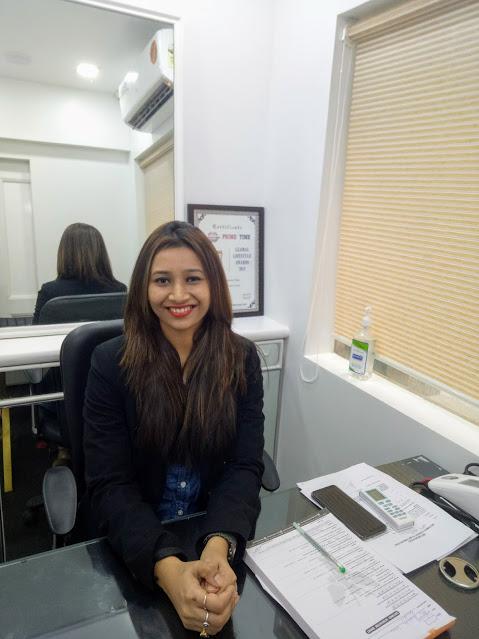Dr Pranita S heads the clinic at Bandra