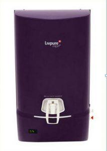 livepure ro water purifier