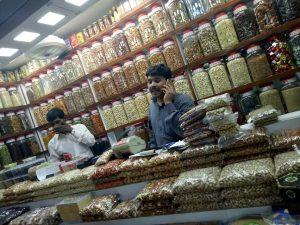 Dry fruits Market