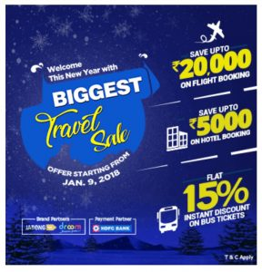 EaseMyTrip Discounts