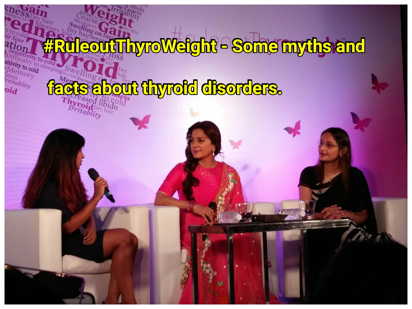 RuleoutThyroWeight bloggers Meet on Thyroid Disorder