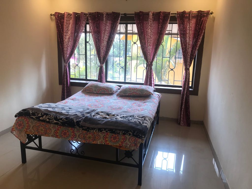 Shirin Villa Bedroom View