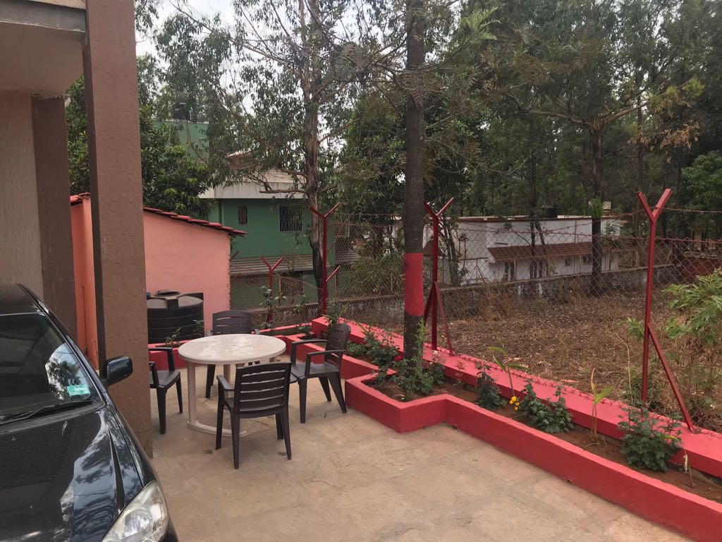 Shirin Villa View
