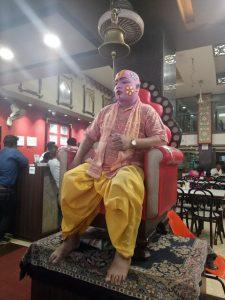 At Chotiwala Diner