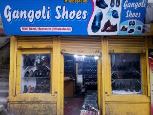 Gangoli Shoes