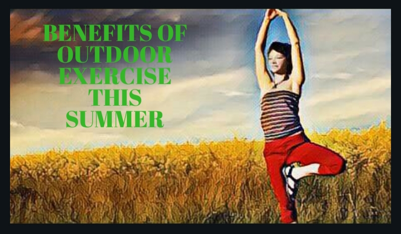 outdoor exercise ideas