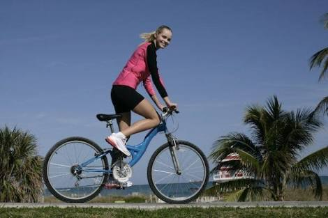 cycling Outdoor Exercise