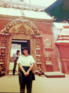 old memories of Nepal
