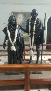 Ghandhiji statue