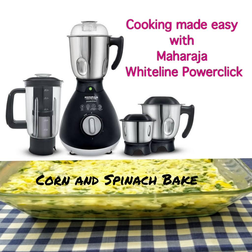 Maharaja Whiteline mixer