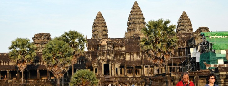 Angkor Wat - Captivating Cambodia