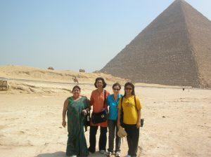 Egypt Pyramids Cairo