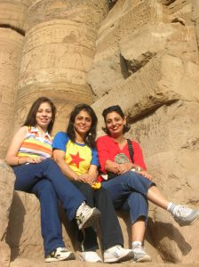Temple luxor Egypt