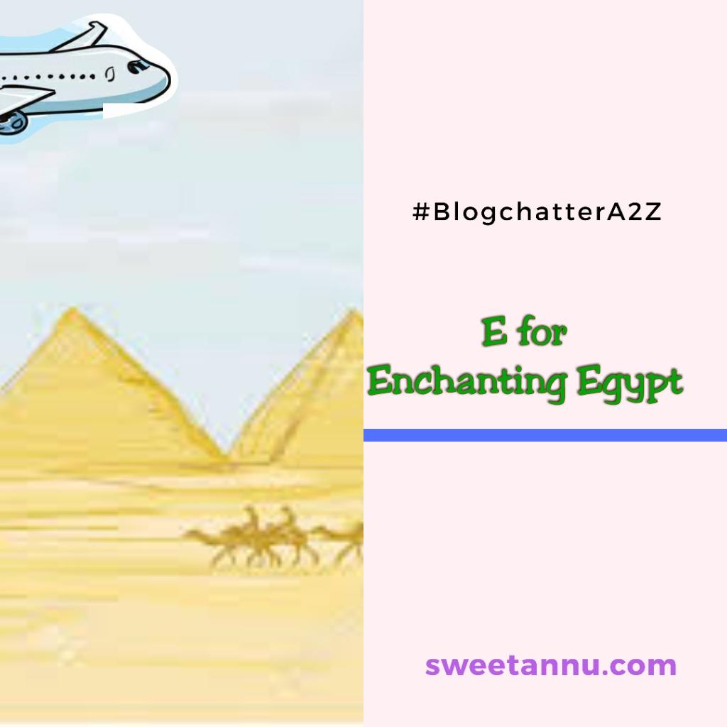 Egypt sightseeing