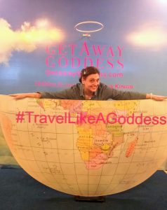 Getaway Goddess