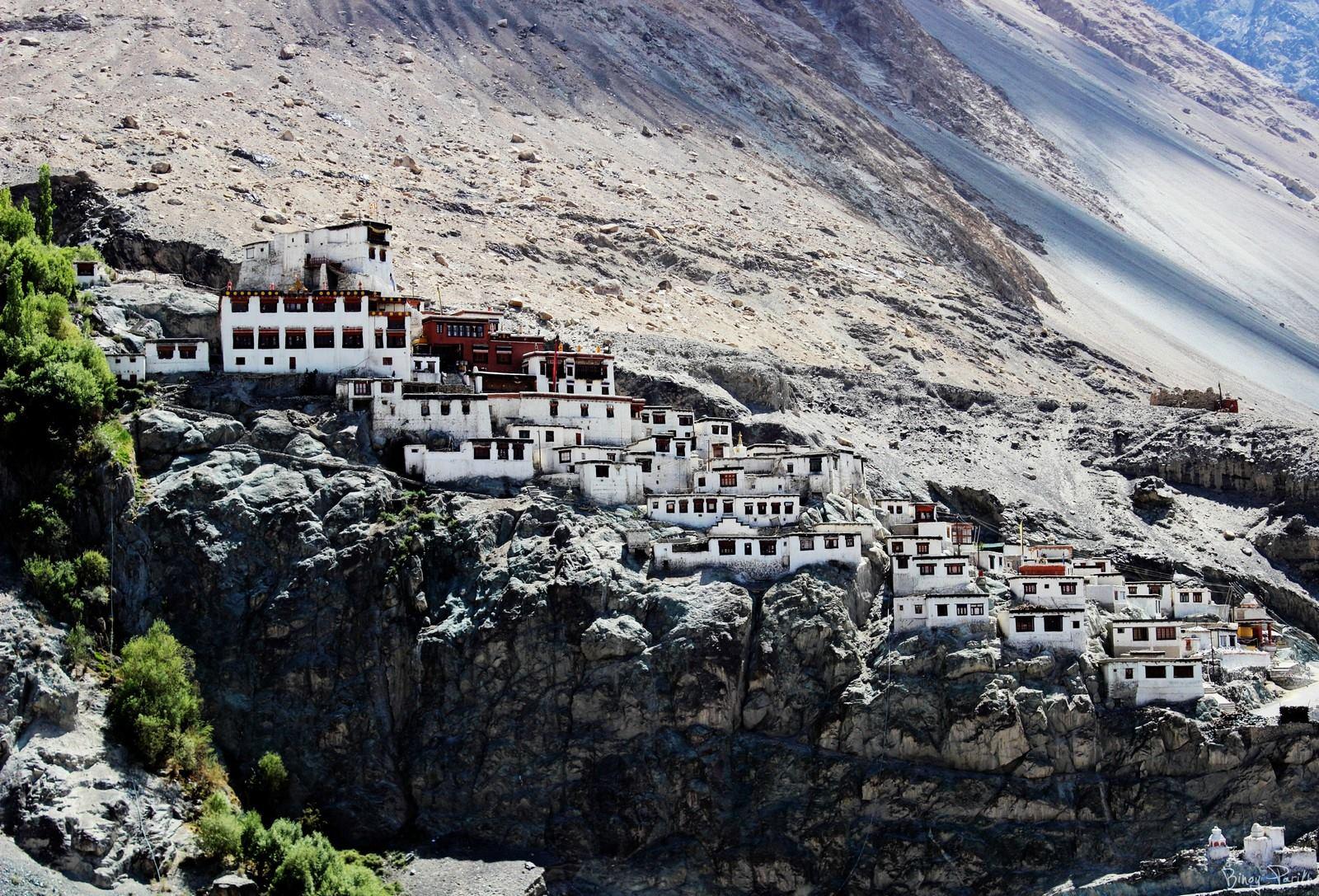 Diskit Monastery, Nubra Valley, Ladakh,