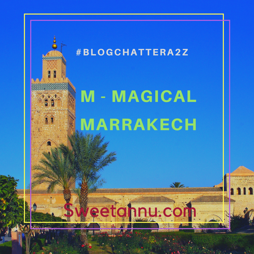 Magical Marakkesh