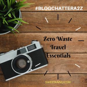 zero waste travel essentials