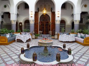 Stay in a Raid Marrakech Morocco