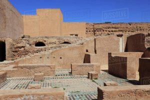 El Badi Palace Magical Morocco