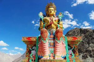 Maitreya Buddha Ladakh