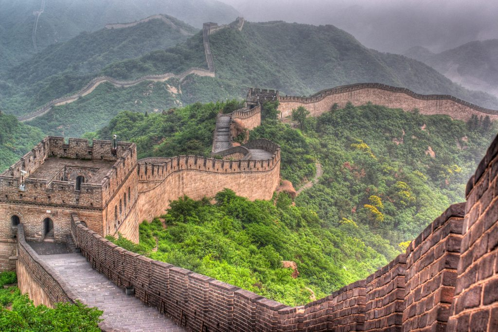 Visit Great Wall of China