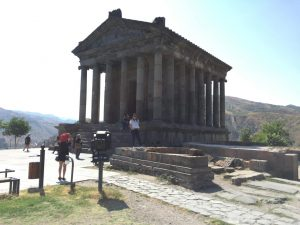 Grni Temple Yerevan Armenia