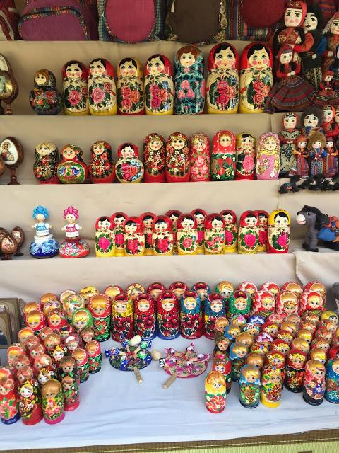 dolls of Armenia