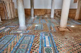 saadian tombs morroco