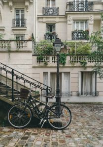 FRench Streets Paris