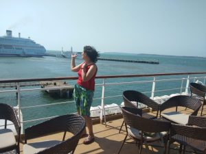 Goa to Mumbai Cruise Experience