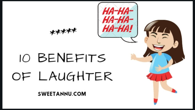 10 benefits of laughter