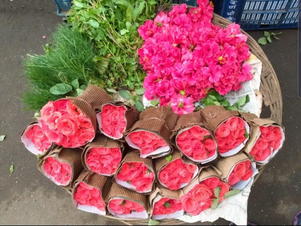 dadar flower bazar