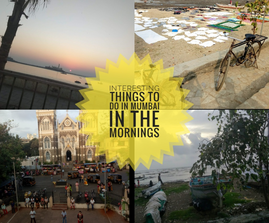 Things to do in Mumbai in the morning