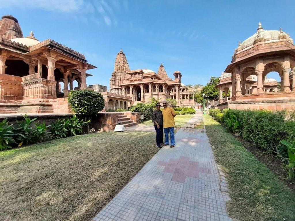 Mandore Gardens Jodhpur