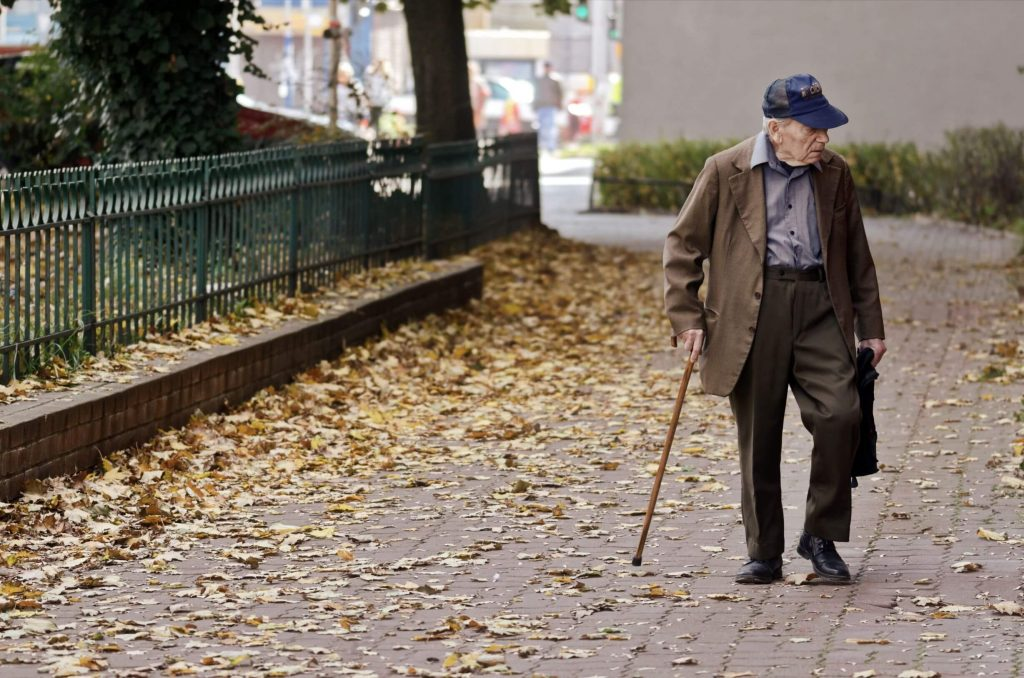 Old Age and Staying Fit