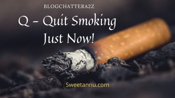 Quit Smoking Just Now