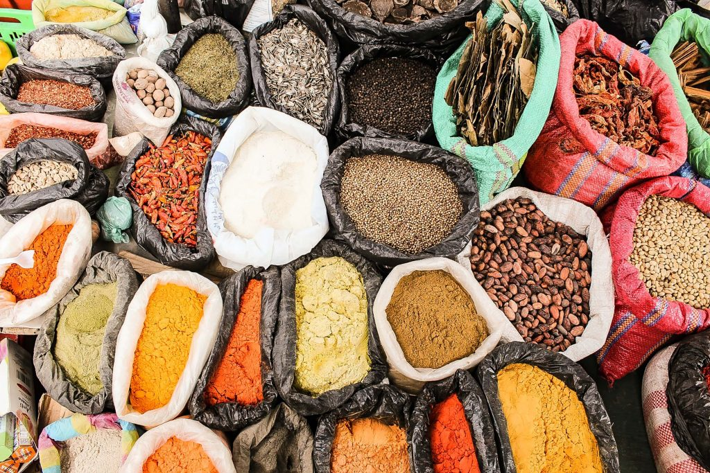 Special Spices of India