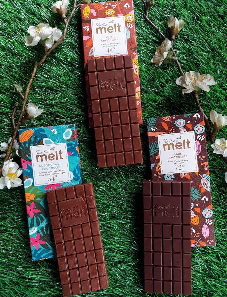 The history of chocolates