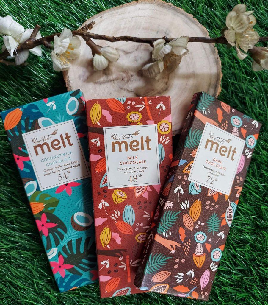 BeTee's Melt chocolates